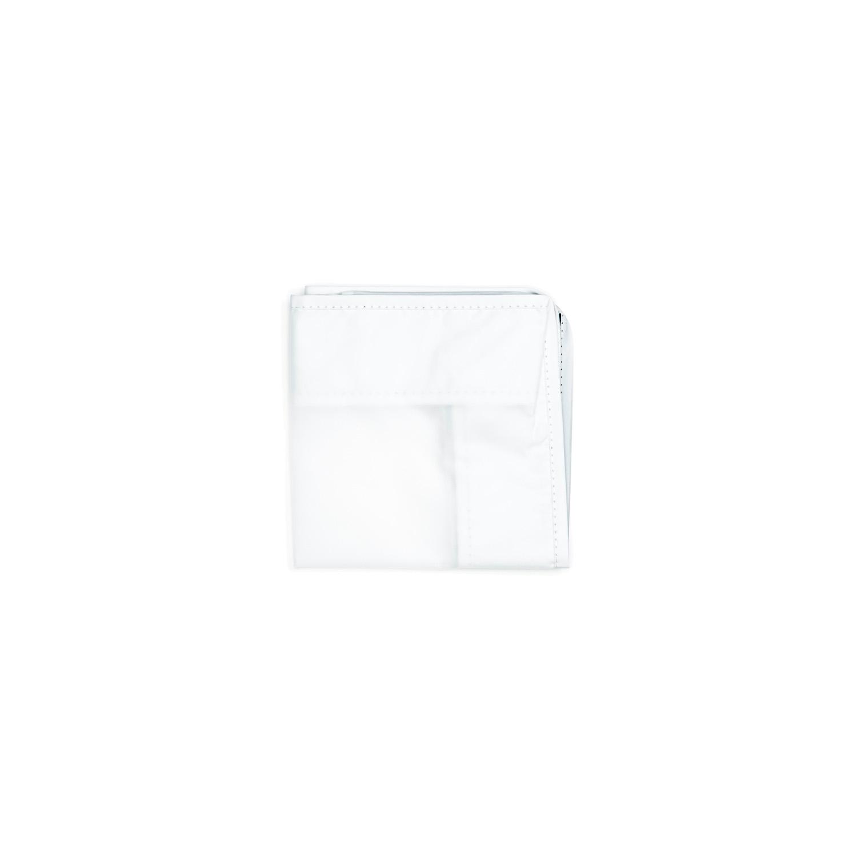 FRANDIS 190213 Flexible biflex blanc et chrom/é 2m,